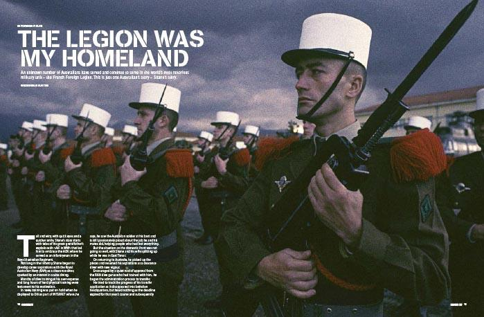 an analysis of the history and characteristics of the french foreign legion Maupassant, guy de (2017, august 7) 'the necklace': summary and analysis retrieved from https: get to know french writer guy de a new history,' by barry.