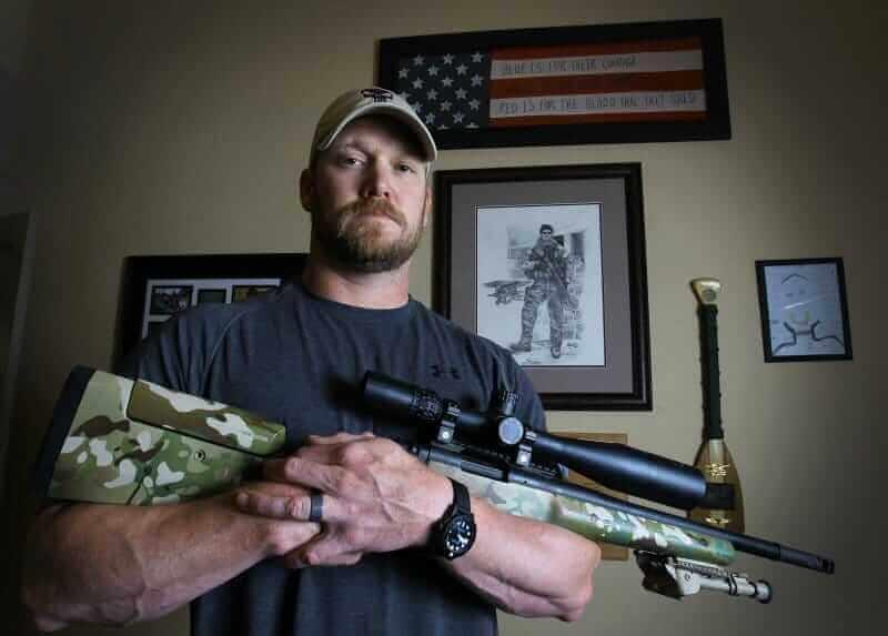 Retired Navy SEAL Chris Kyle killed in Texas