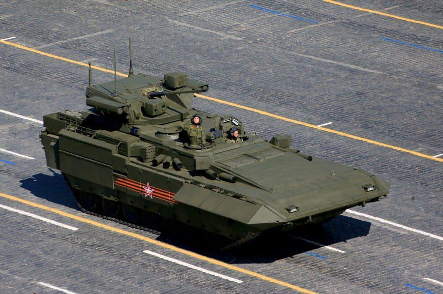 Russian Armata Universal Combat Platform