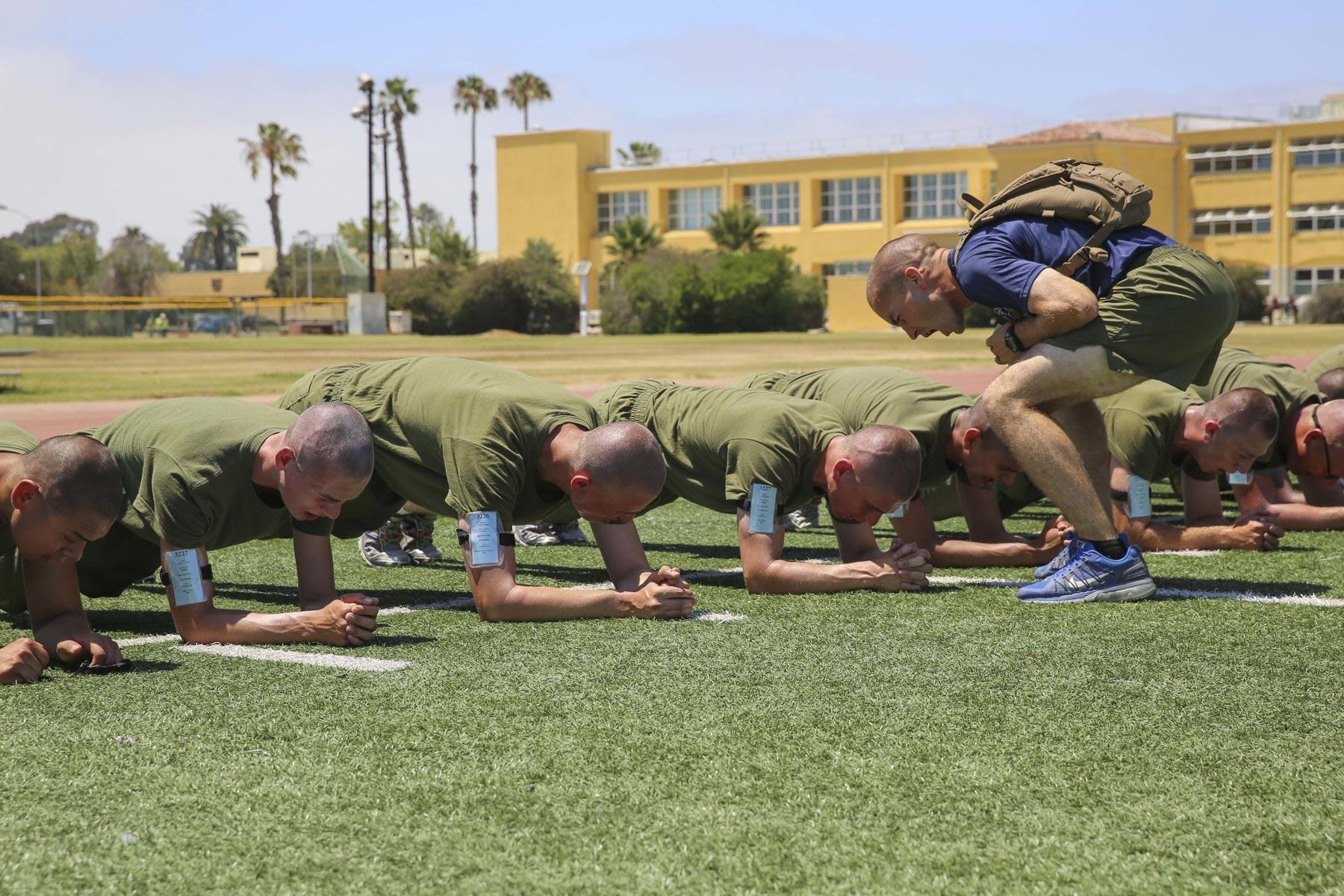 3 Core Exercises for SOF operators: The Plank Pull