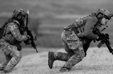 Workouts and exercises for military athletes and SOF operators