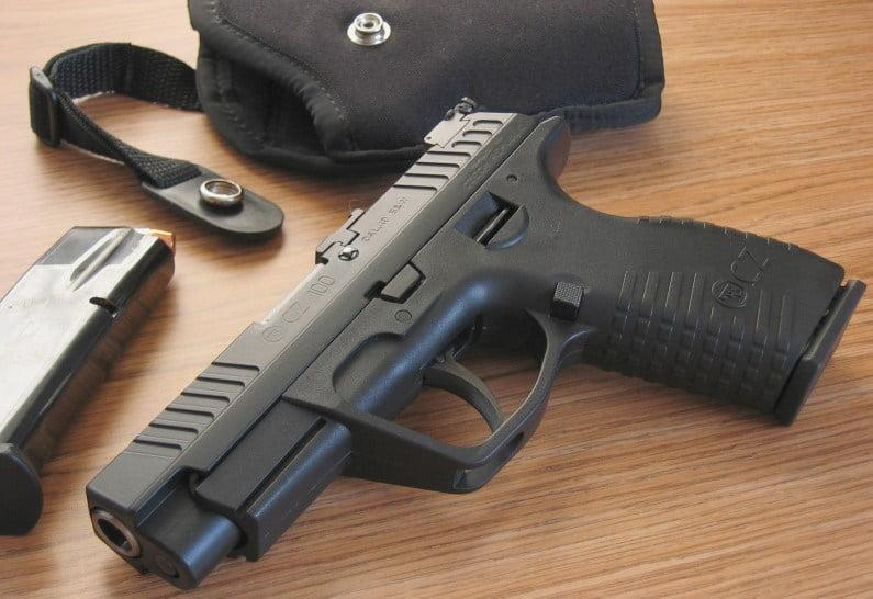 CZ 100 Pistol caliber