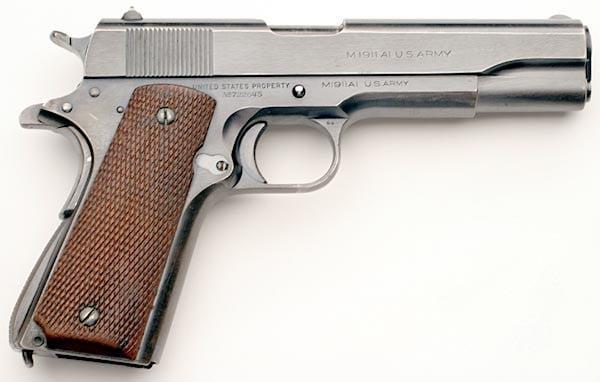 Colt M1911A1 US Army