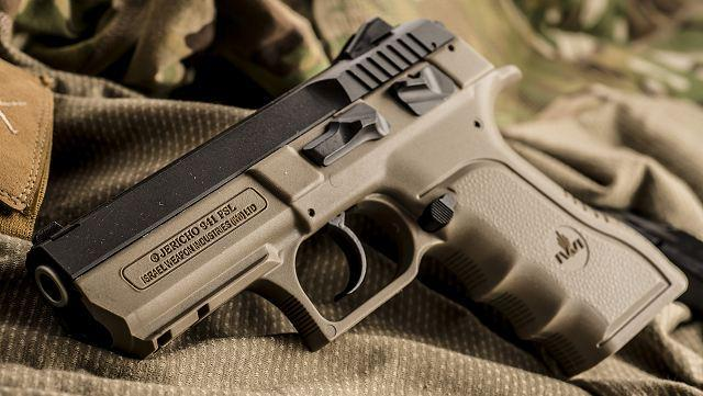 IWI Jericho 941: Born in Battle