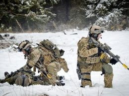 Polish JW GROM used P220 and P226 as their secondary weapons