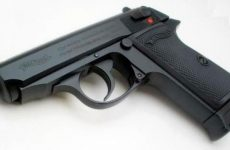 Standard issues of Walther PP and Walther PPK models used in police service around the world