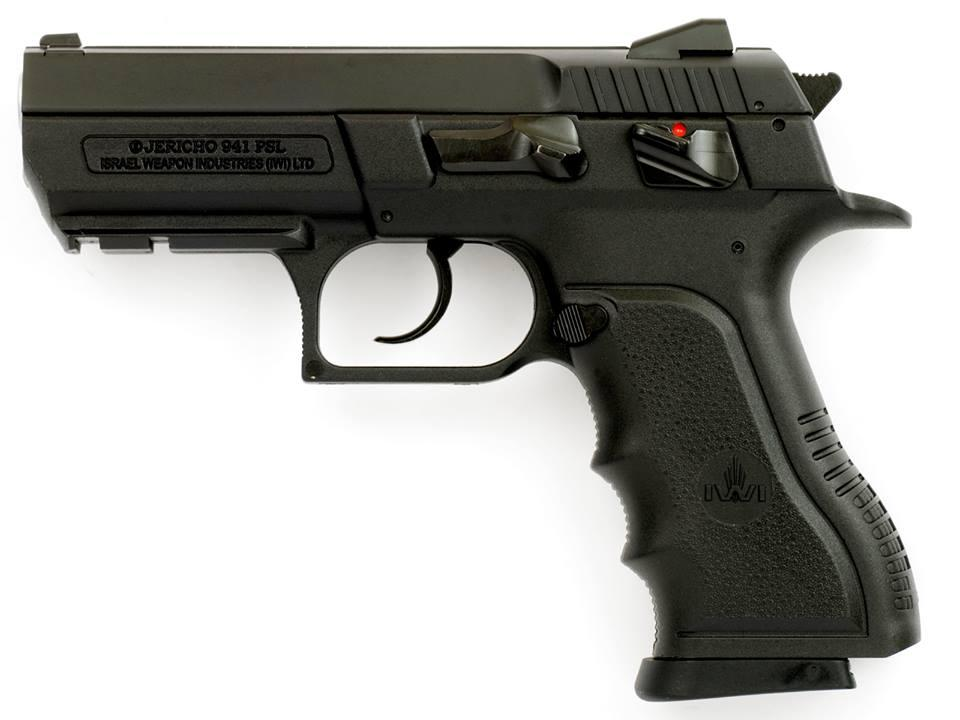 IWI Jericho 941 US Market with Polymer Frame