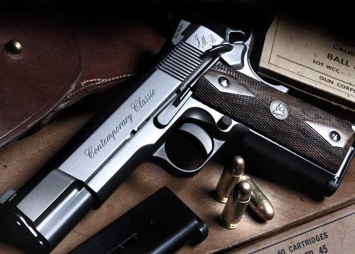 Colt M1911 and M1911A1 2