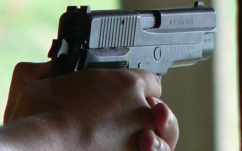 Military version of the SIG Sauer P220