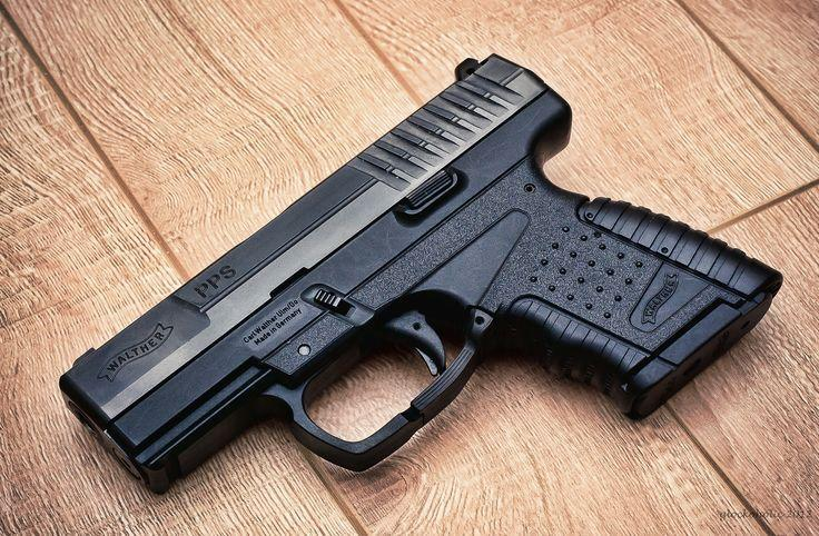 Walther PPS is ideal for everyday carry