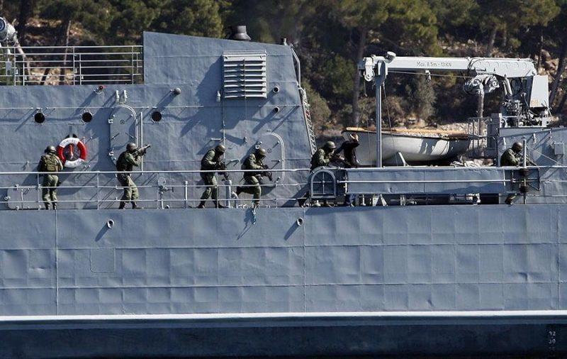 Croatian Military Special Operations Batallion 12