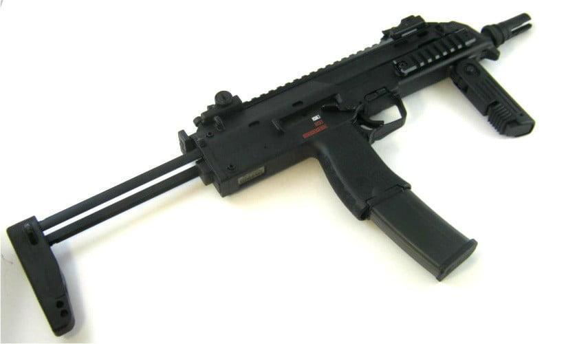 Heckler and Koch MP7-A1 submachine gun