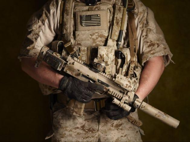 The U.S. Navy's Naval Special Warfare Development Group, more commonly known as SEAL Team 6, is one of the most famous units that employ the Heckler & Koch MP7 in the special operations community.