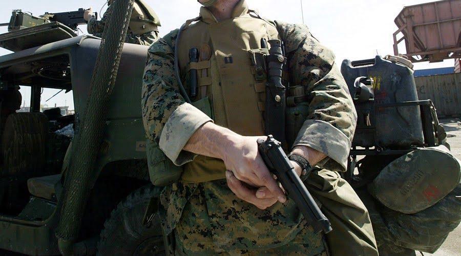 United States Army M9 pistol (Beretta 92)