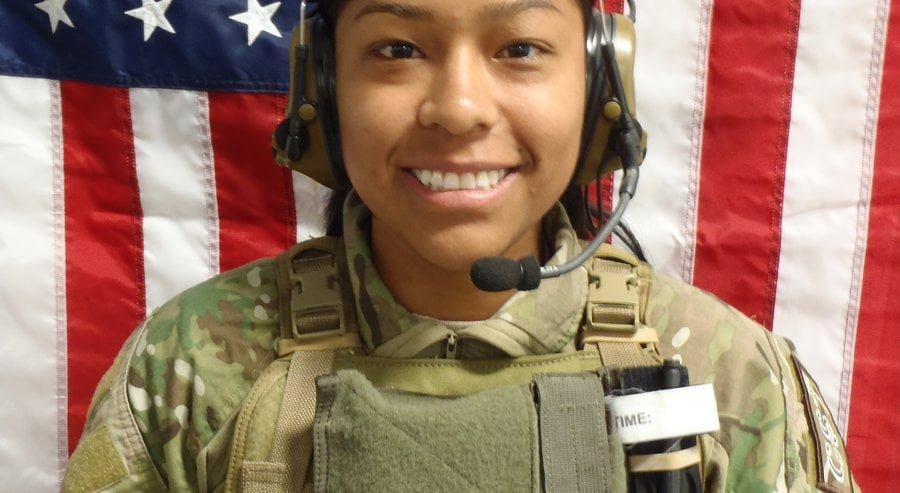 1st. Lt. Jennifer M. Moreno