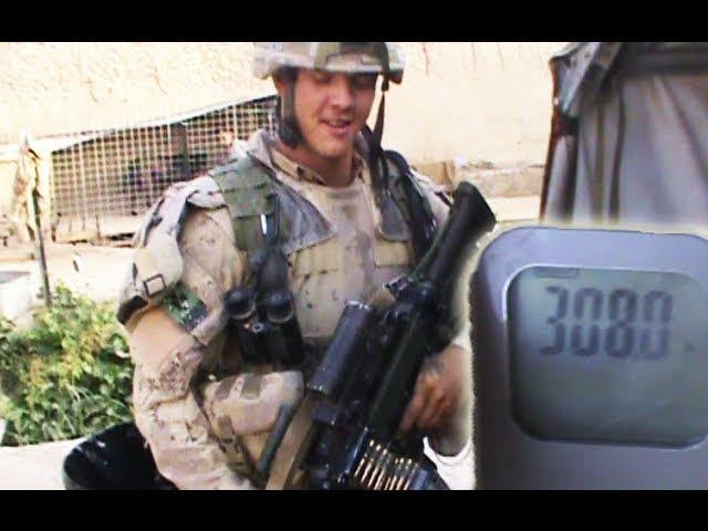 sddefault - How much weight does a soldier carry on him in Afghanistan?