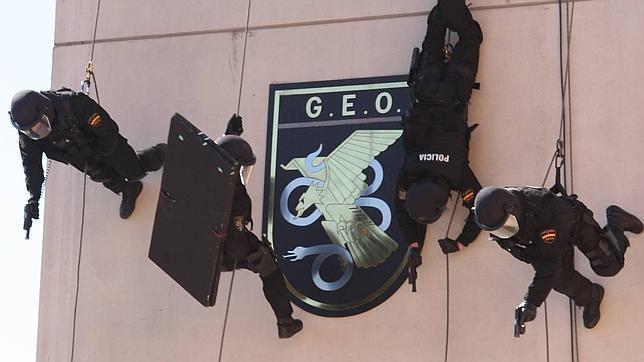 Grupo Especial de Operaciones - GEO