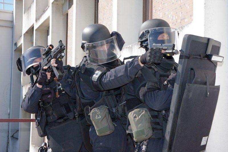 Peloton d'intervention interrégional de Gendarmerie