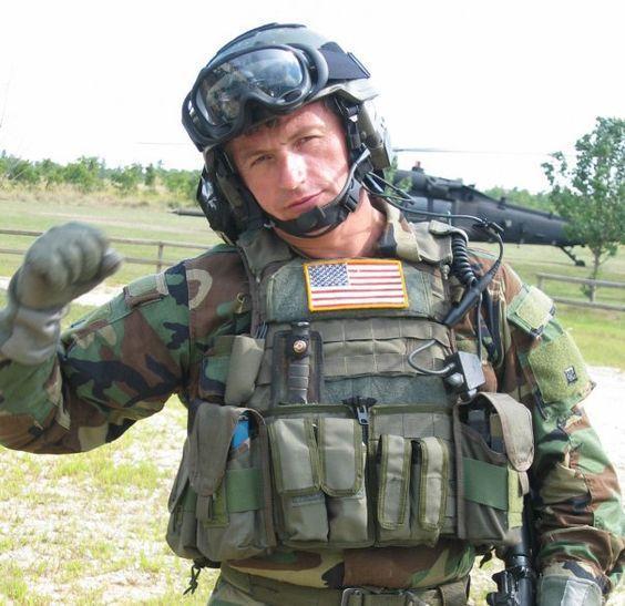 Master Sergeant Ivica Jerak