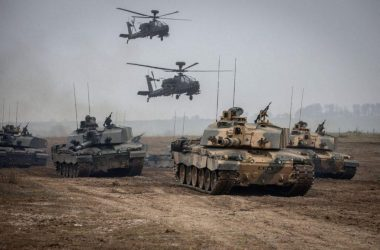 Challenger 2 (United Kingdom) as one of the best tanks in the world