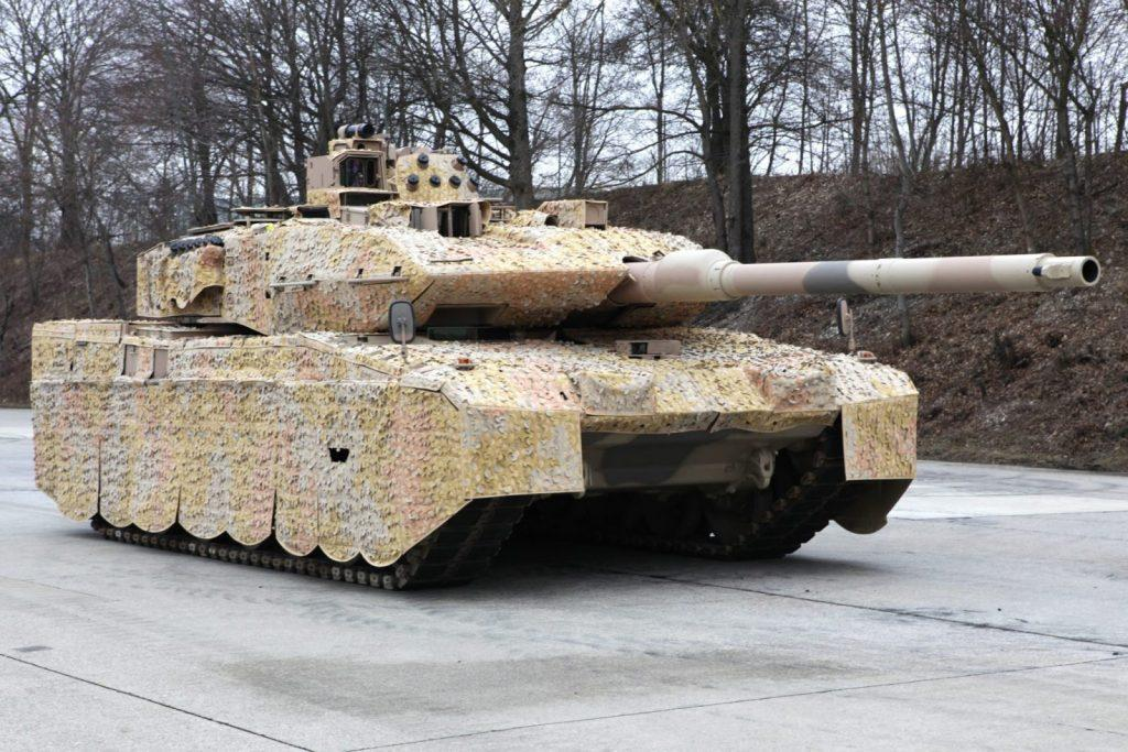 leopard 2a7 - Top 5 Tanks on Planet Earth