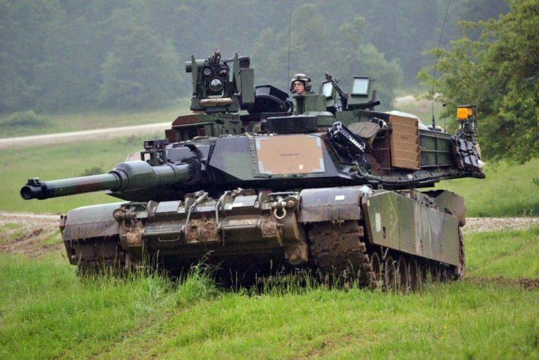M1A2 SEP (USA)