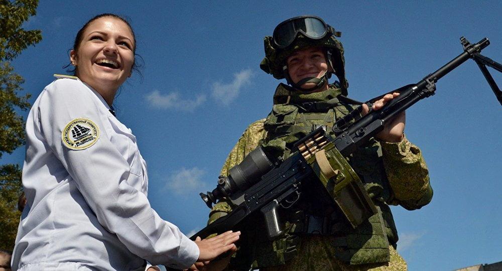 new light machine gun for russian special forces - Meet the Russian Military's Top 5 Deadliest Guns