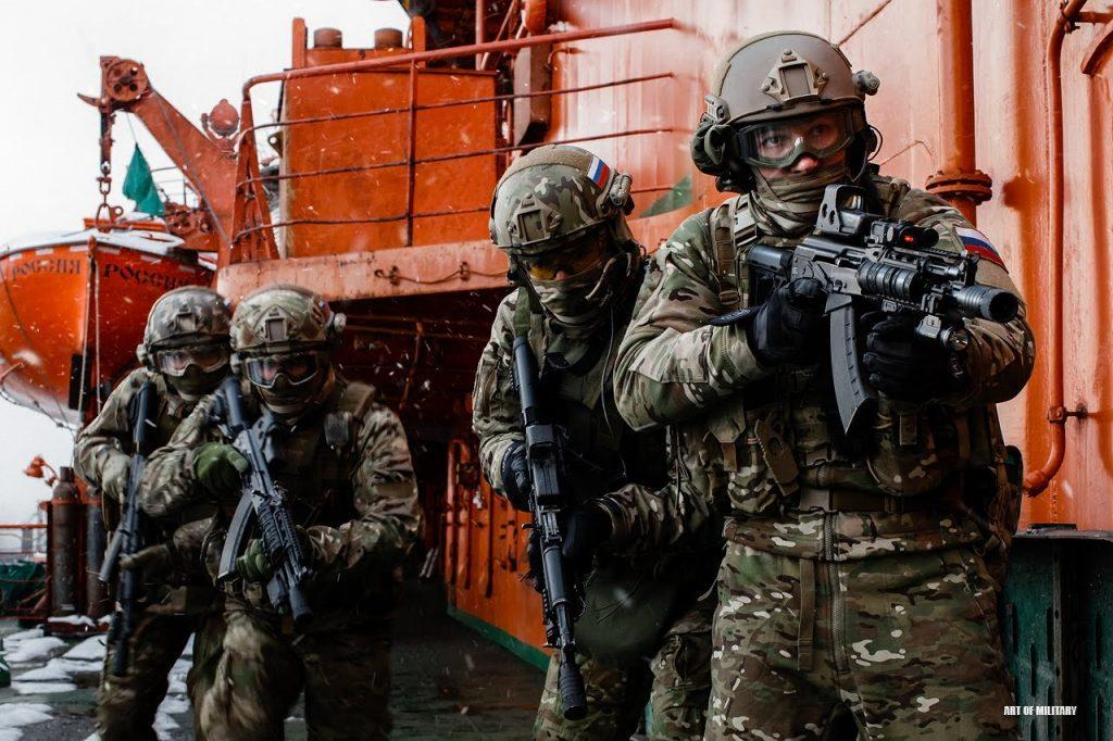"""Alpha Group (Alfa), also known as Spetsgruppa """"A"""", is a special unit within the Center for Special Operations of the Russian FSB."""