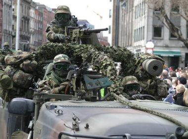 Irish Special Forces On Their Way to Mali