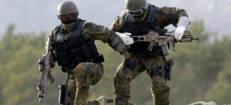 KSK Kommando Spezialkräfte (Special Forces Command, KSK)