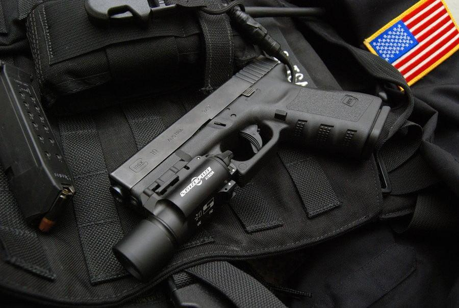 Glock 19 pistol is weapon of choice for many special forces units in the world