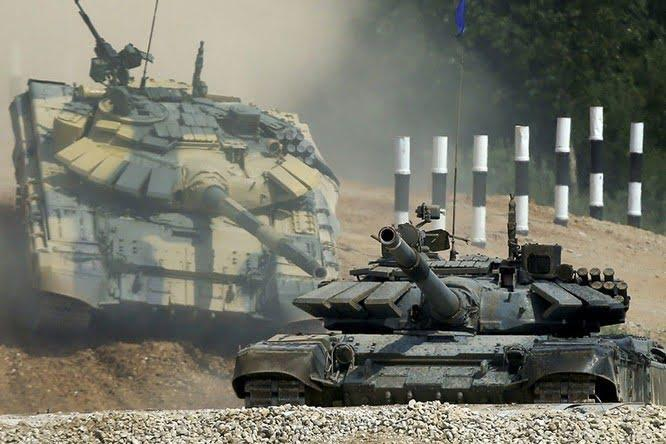 international army games 2016 t 72 tanks - International Army Games 2016