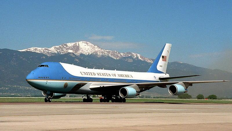 Air Force One - Meet the United States President transportation fleet