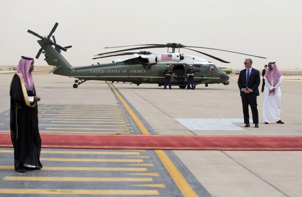 Marine One: VH-3D Helicopter