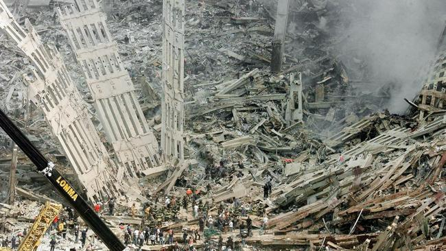 Tower in vain - 7 pictures of 9/11 that show you why you should never forget