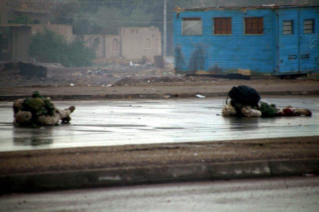 Uncommon valor during the Second Battle of Fallujah - Ryan P. Shane Operation Al-Fajr