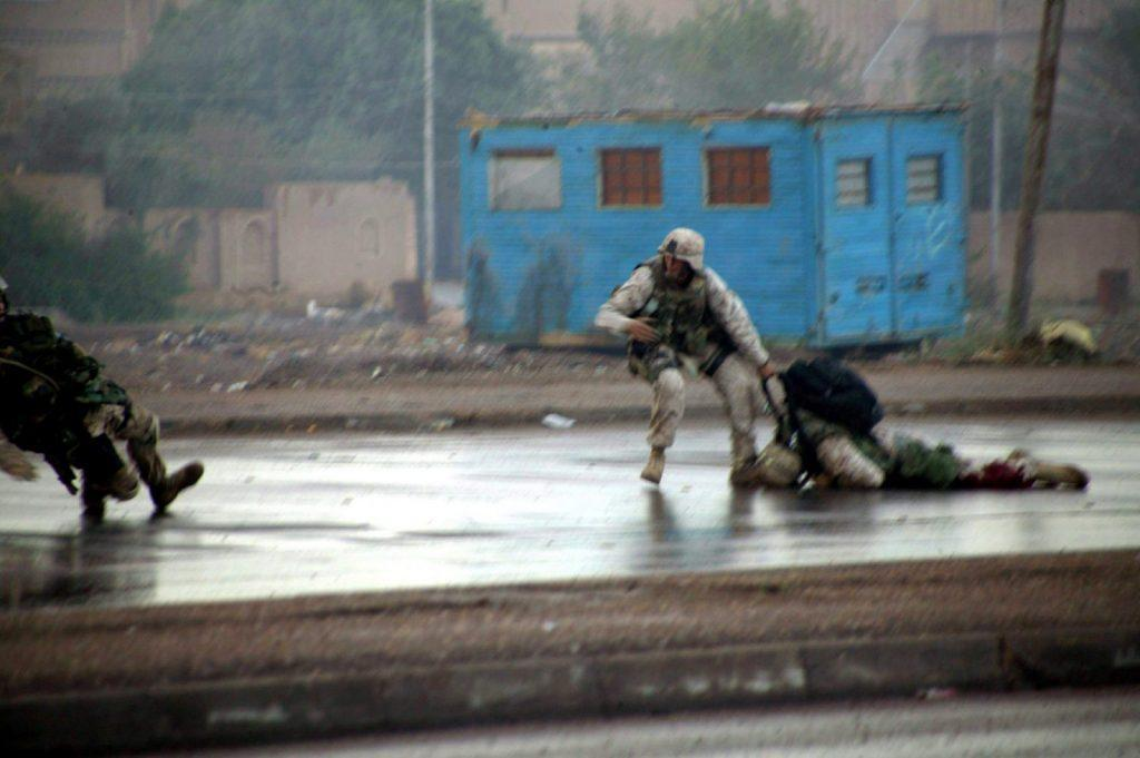 Uncommon valor during the Second Battle of Fallujah - Ryan P. Shane