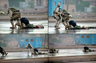 Extraordinary Bravery on the Streets of Fallujah Ryan P. Shane