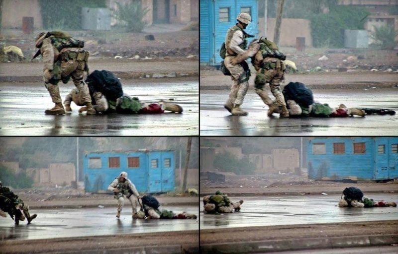Extraordinary Bravery on the Streets of Fallujah Ryan P. Shane