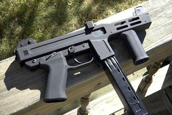 spectre m4 submachine gun - Spectre M4
