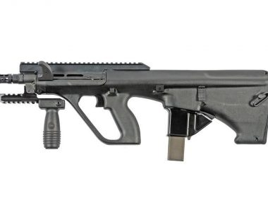 Steyr AUG 9 Para: One of the best bullpup assault rifles in the world