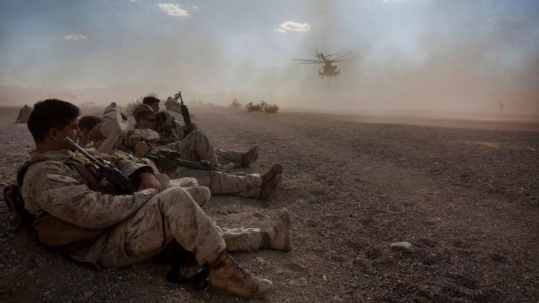 The One Thing the Marines Could Teach Navy SEALs 1