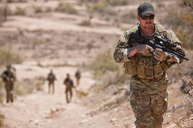 Chris Kyle Navy Seal one of the most famous navy seals in history