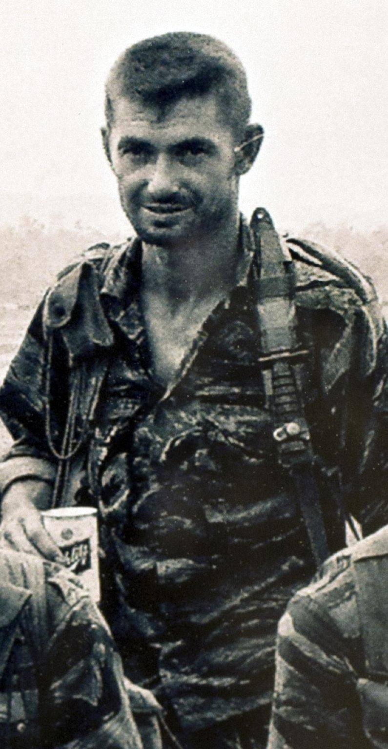 Green Beret George K. Sisler