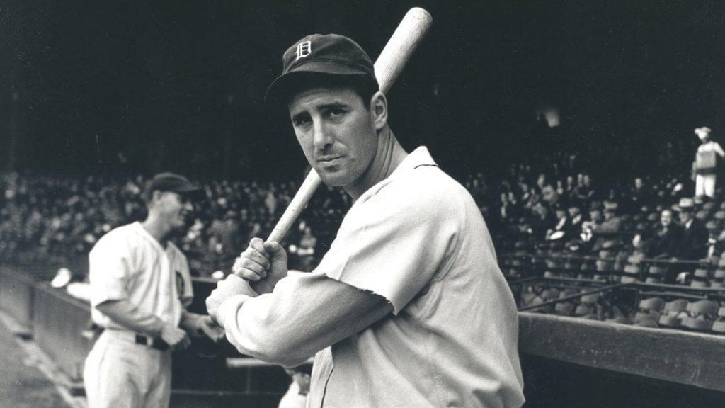 Hank Greenberg is another famous veteran who served in U.S. military