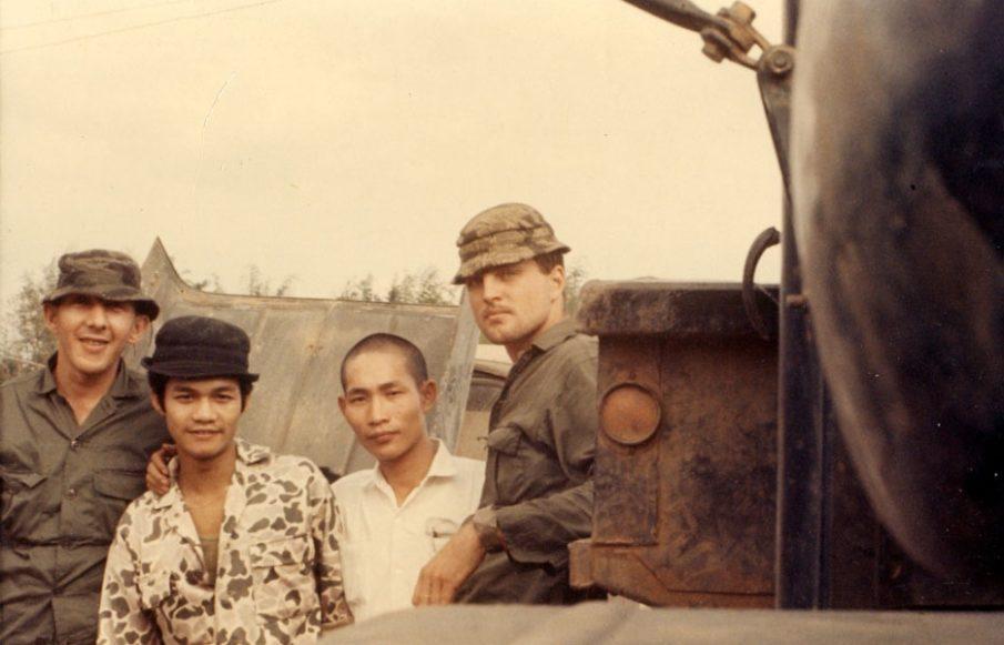 John J. Kedenburg Green Beret