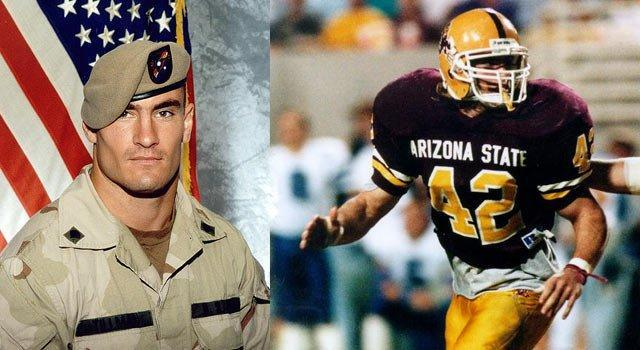 Pat Tillman was an Army Ranger and great patriot