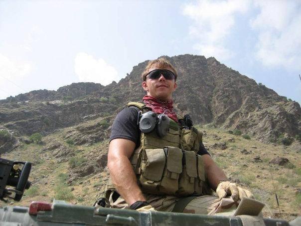 Green Beret James Miller