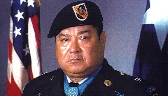 Roy Benavidez Green Beret