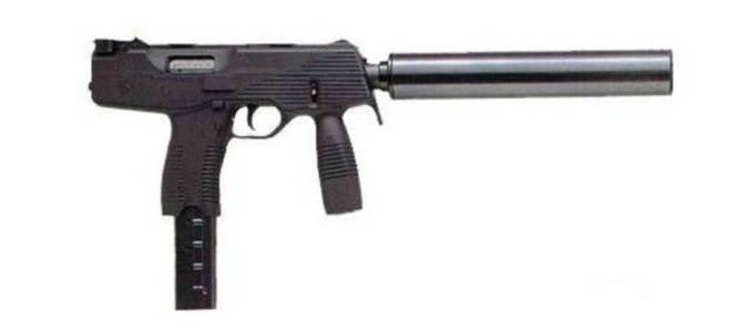 Steyr TMP (Tactical Machine Pistol) 2020 image
